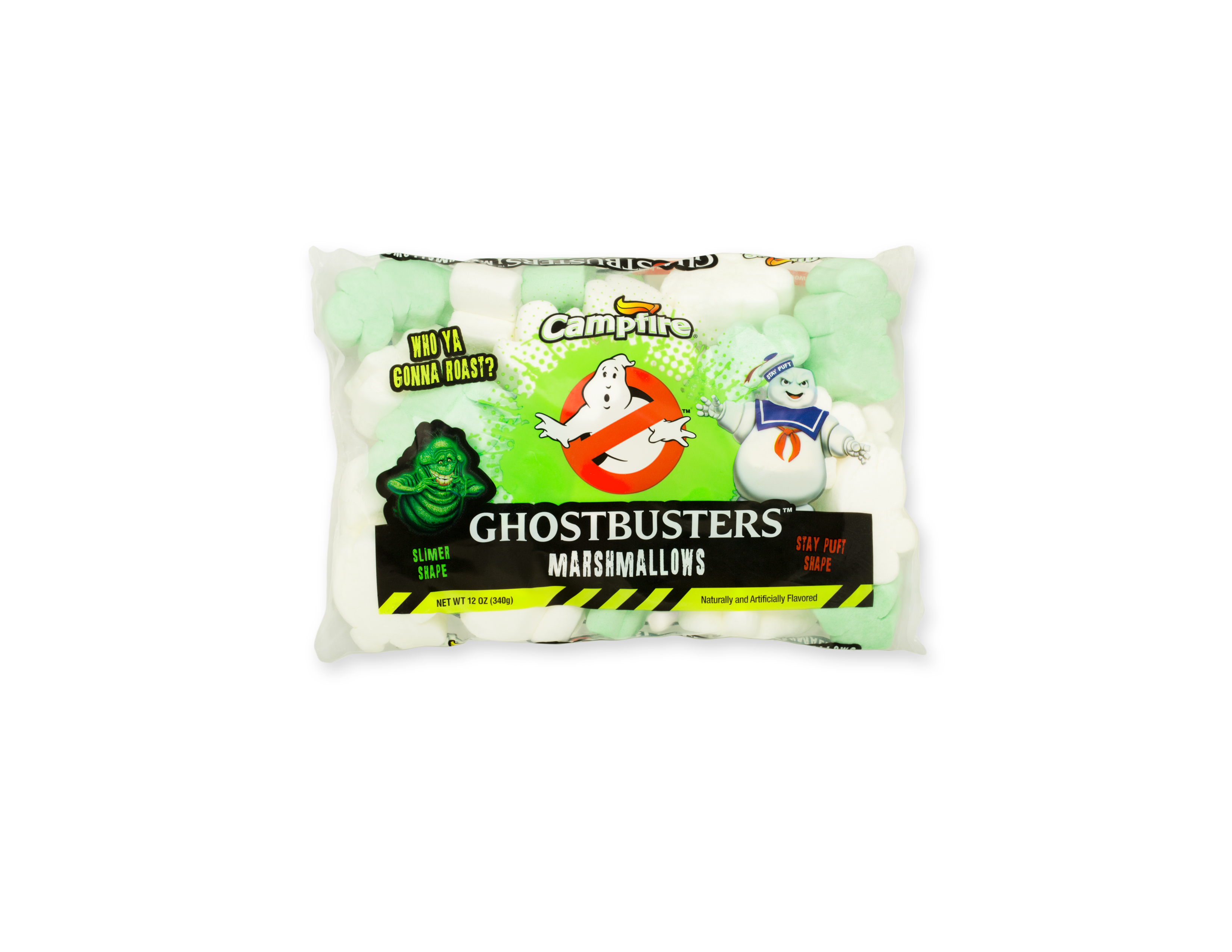 Campfire Ghostbusters product package
