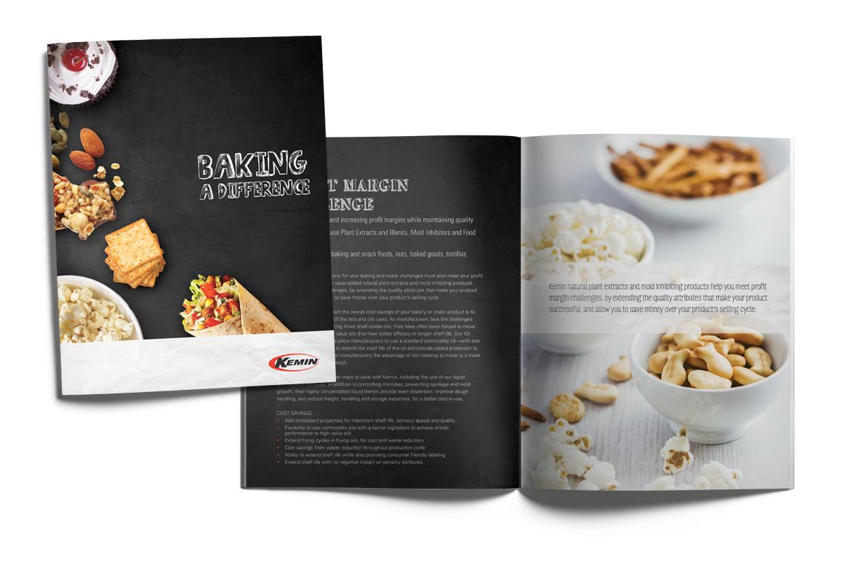 Kemin Baking Brochure