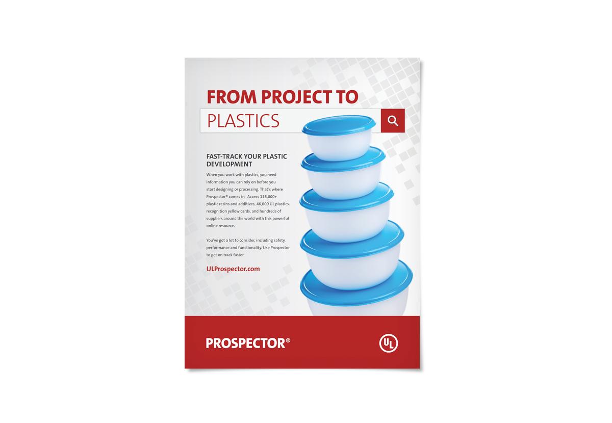 UL Prospector ad example
