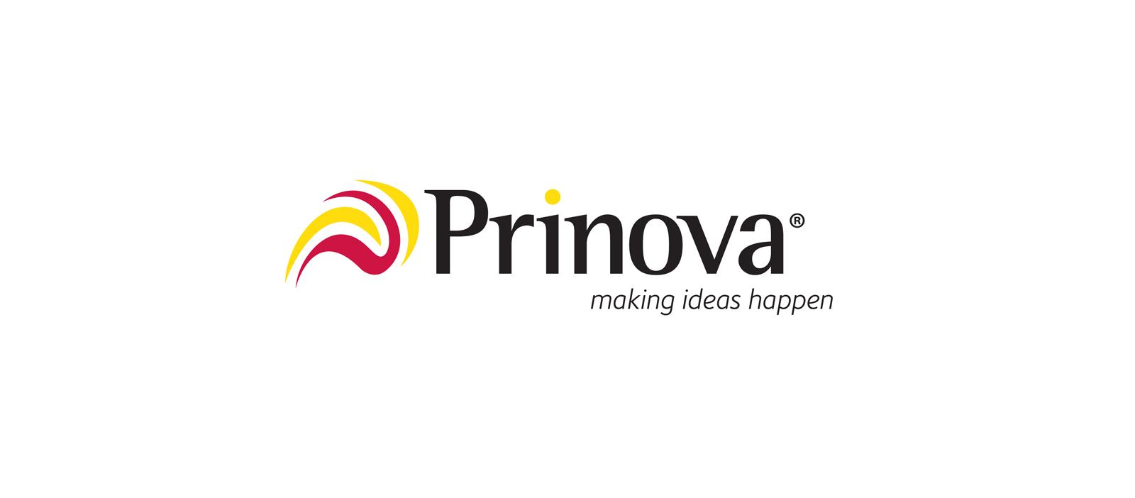 prinova: making ideas happen logo