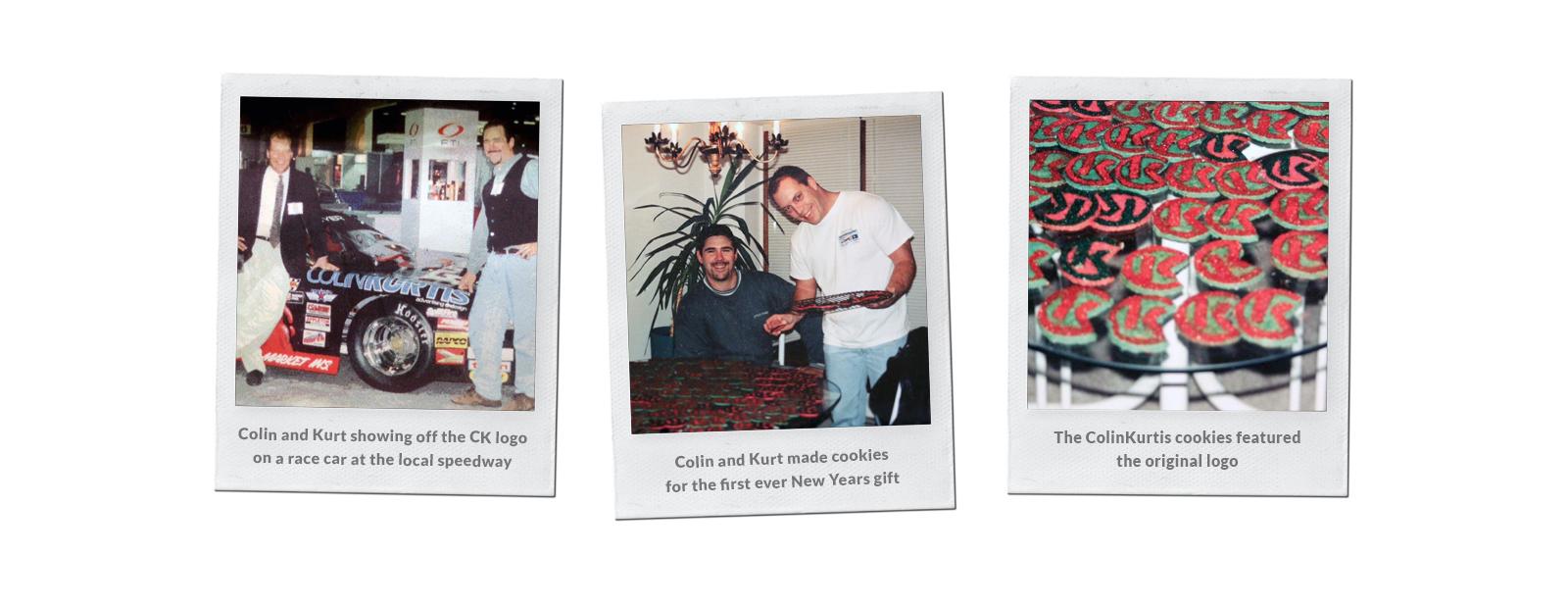 Colin and Kurt company history