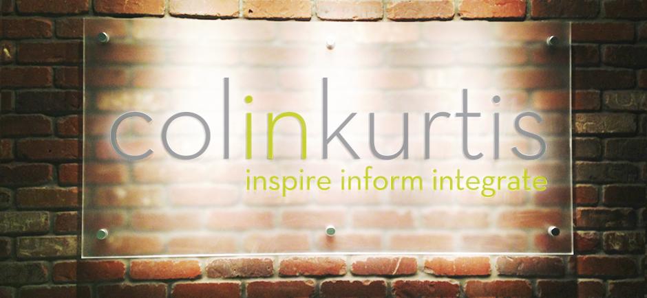 ColinKurtis office sign