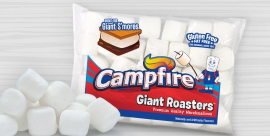 Bag of Campfire marshmallows