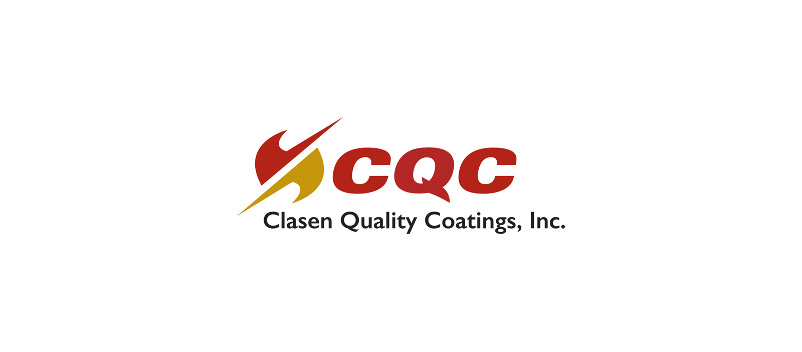 Clasen Quality Coatings, Inc. Logo