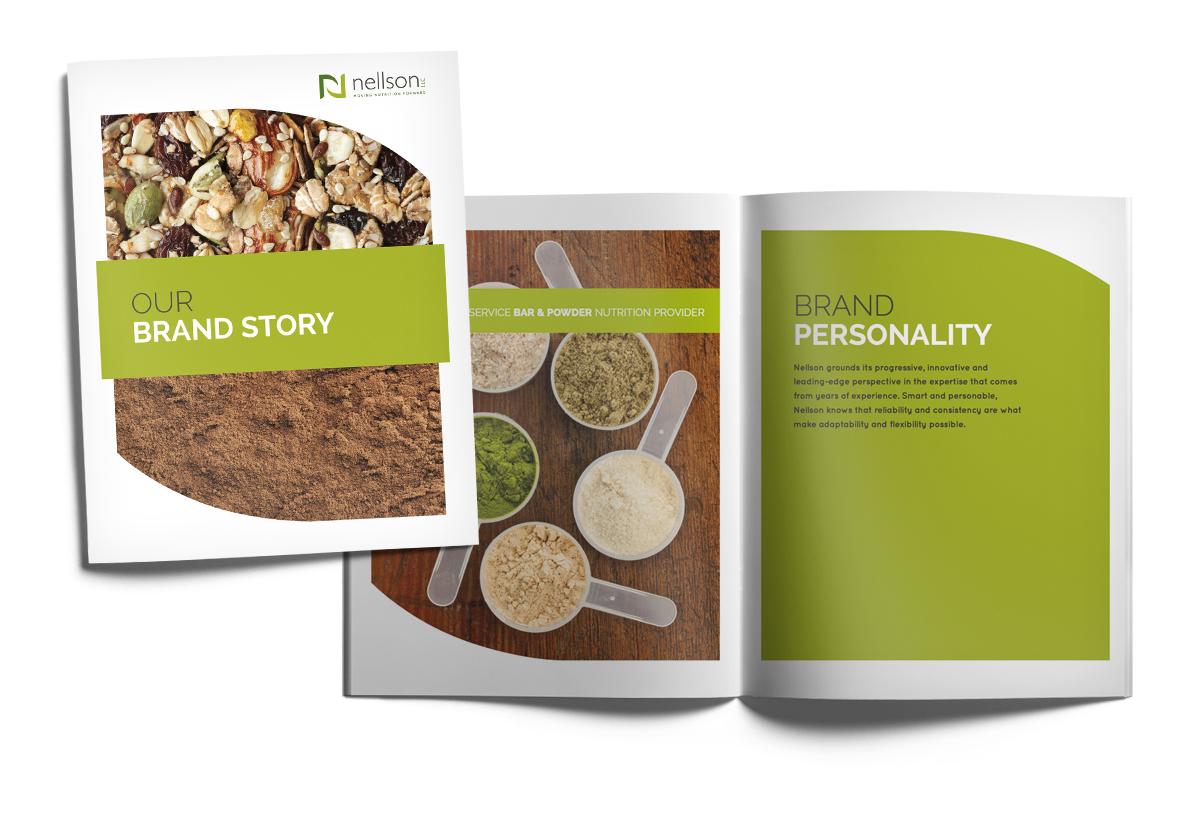 Nellson brand Brochure