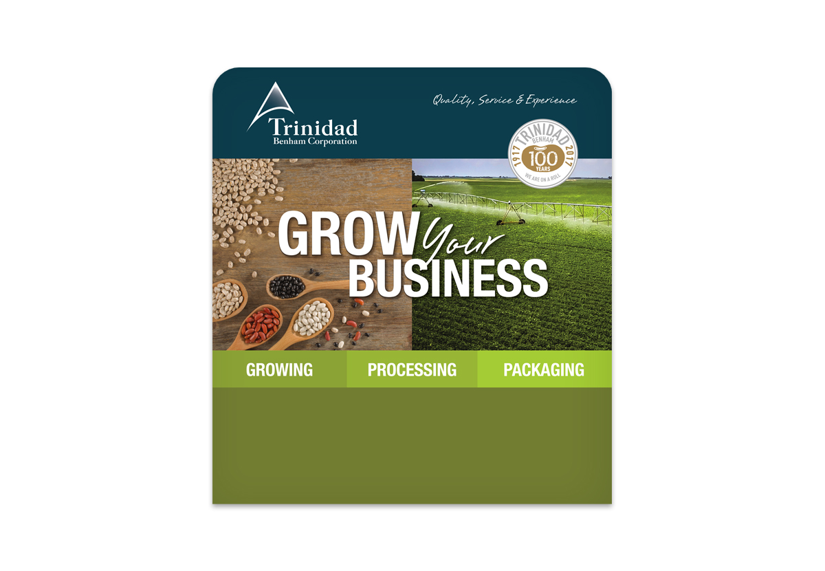 Grow Your Business bean banner