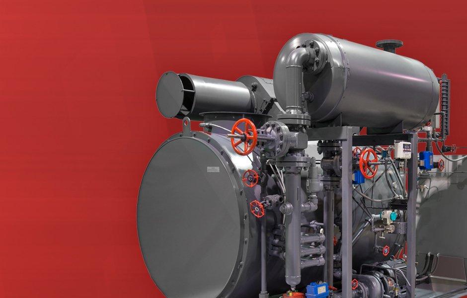 Vapor Power equipment