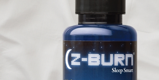 Z Burn bottle
