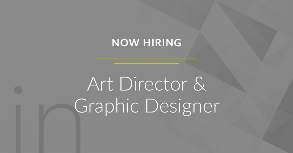 Art Director job posting