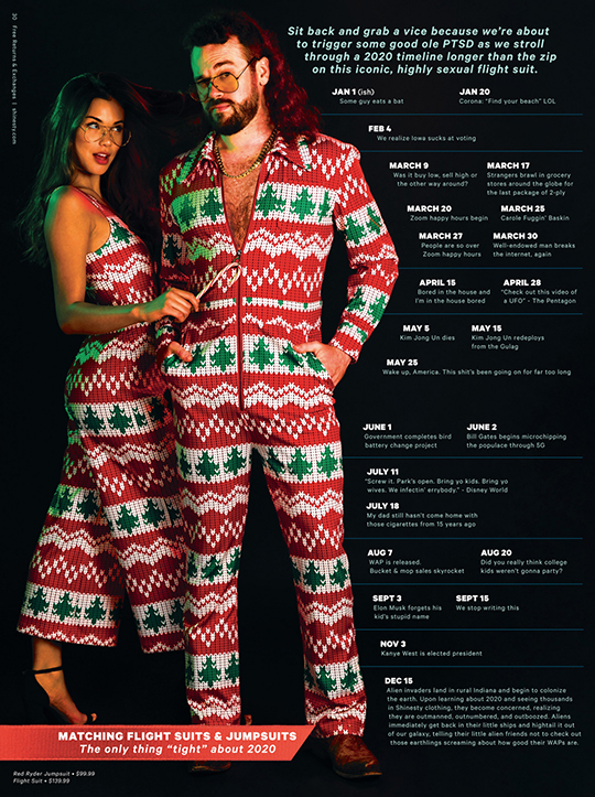Shinesty's Holiday Ad example